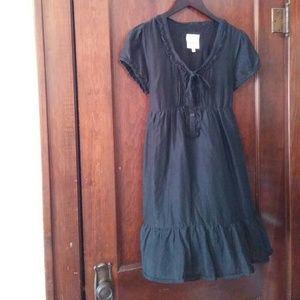 Heritage 1981 Silk Blend Babydoll Dress